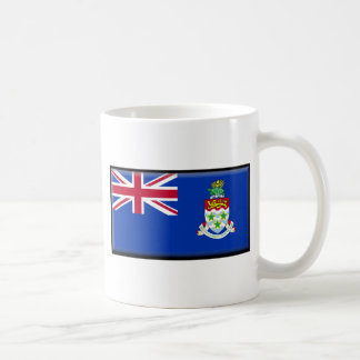 Cayman Islands Flag Coffee Mug