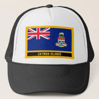 Cayman Islands Flag Trucker Hat