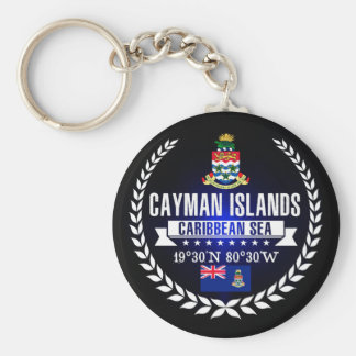 Cayman Islands Keychain