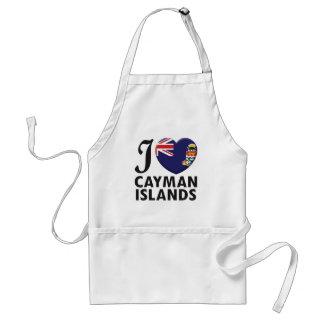 Cayman Islands Love Standard Apron