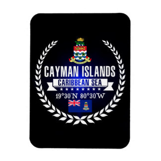Cayman Islands Magnet