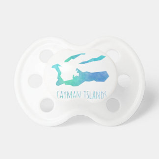 Cayman Islands Pacifier