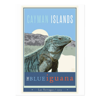 Cayman Islands Postcard