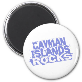Cayman Islands Rocks Magnet