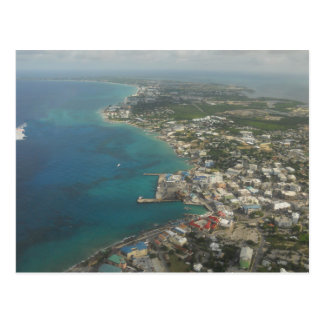 Cayman Islands Seven Mile Beach Postcard