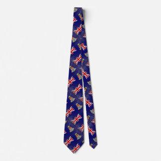 Cayman Islands Tie