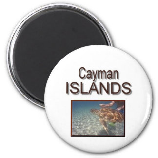 Cayman Islands Turtle Magnet