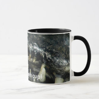 Cayman Teeth Coffee Mug