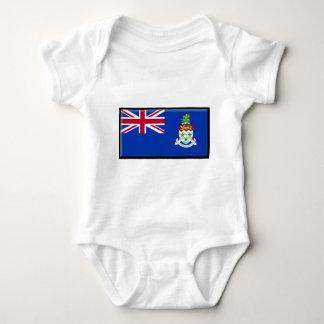 Caymans Baby Bodysuit