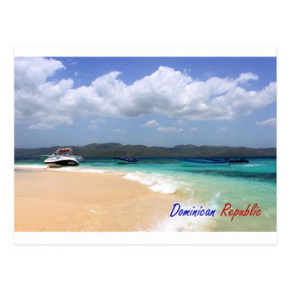 Cayo Arena Dominican Republic PostCard 4