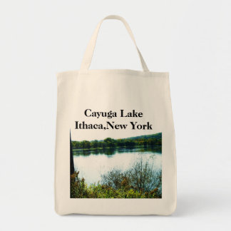 CAYUGA LAKE,ITHACA tote bag