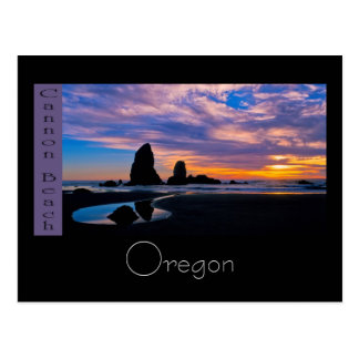 cb, Oregon Postcard