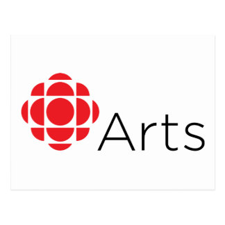 CBC Arts Logo Postcard