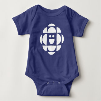 CBC Kids Logo | White Baby Bodysuit