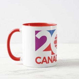 CBC/Radio-Canada 2017 Logo Mug