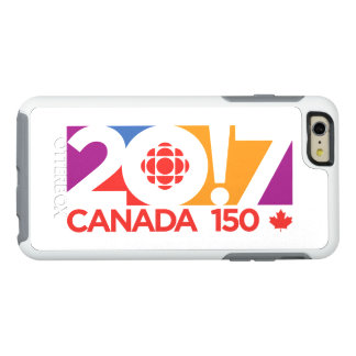 CBC/Radio-Canada 2017 Logo OtterBox iPhone 6/6s Plus Case