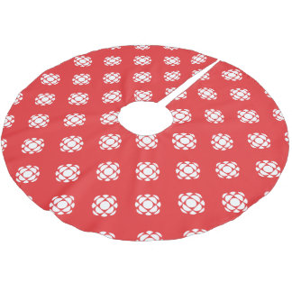 CBC/Radio-Canada Gem Brushed Polyester Tree Skirt