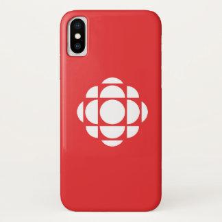 CBC/Radio-Canada Gem iPhone X Case