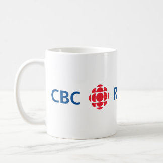 CBC/Radio-Canada logo Coffee Mug