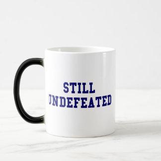 CBCI Football Still Undefeated Magic Mug