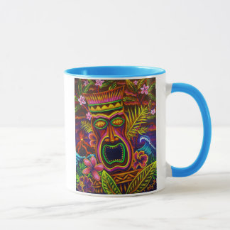 CBjork Tacky Tiki Party Coffee Mug, CBjork, ww... Mug