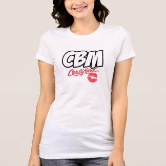 CBM CERTIFIED TEE (LADIES)
