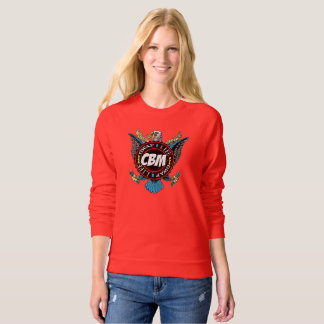 CBM EAGLE SWEATSHIRT (LADIES)