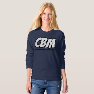 CBM SWEATSHIRT (LADIES)