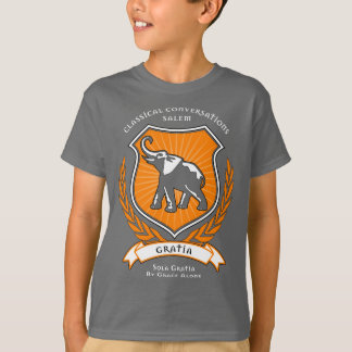 CC Salem Gratia Campus - Full-Sized Crest T-Shirt
