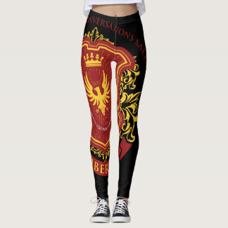 CC Salem Libertas Campus - Full Size Crest Leggings