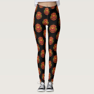 CC Salem Libertas Campus - Pattern Crest Leggings