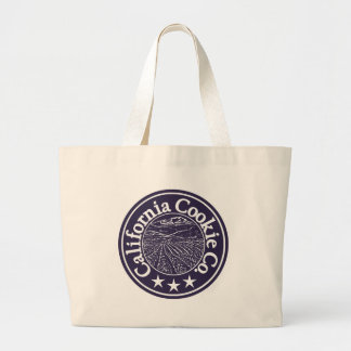 CCC BLUE Logo STARS SIMPLIFIED Canvas Bags
