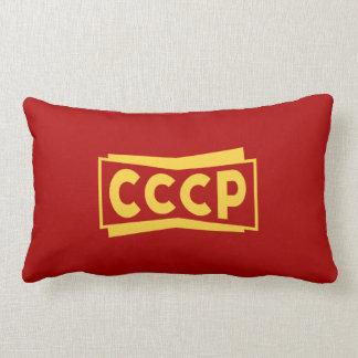 CCCP Badge Pillows
