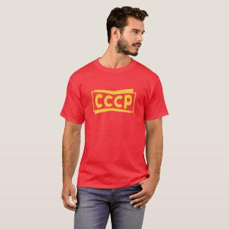 CCCP Badge T-Shirt