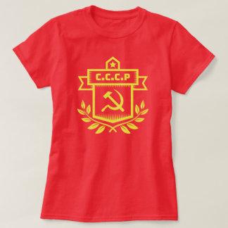 CCCP Emblem Women's Basic T-Shirt