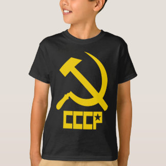 CCCP Hammer and Sickle T-Shirt