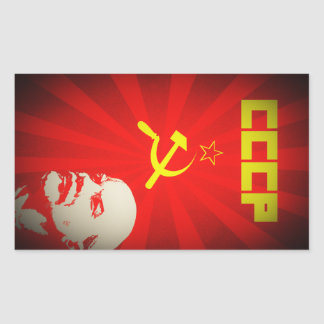 cccp soviet union communist red lenin russia propa sticker