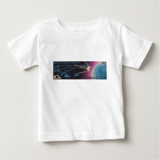 CCCP Sputnik Baby T-Shirt