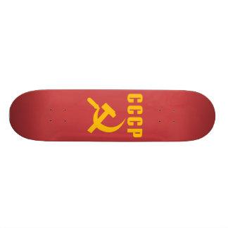 cccp URSS de marteau et de faucille Plateau De Skate