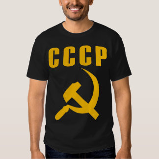 cccp URSS de marteau et de faucille Tee Shirts
