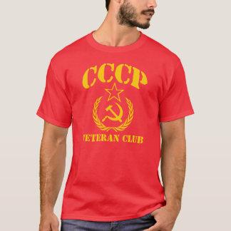 CCCP Veteran Club T-Shirt