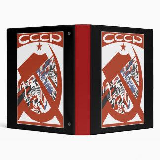 CCCP VINYL BINDER