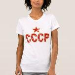 CCCP (worn look) Tshirts