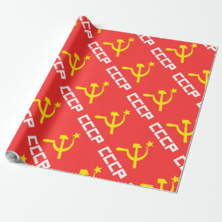 CCCP Wrapping Paper