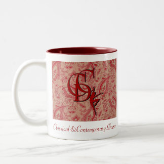 CCD Martha Graham quote Mug