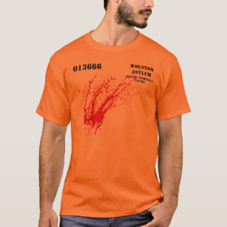 CCE13 Bloody PSYCH WARD T-Shirt