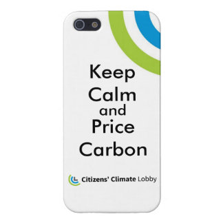 "CCL ""Keep Calm"" iPhone 5/5S Case"