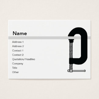CClamp - Chubby Business Card