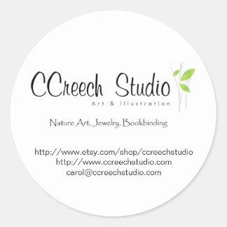 ccreech logo--for round sticker