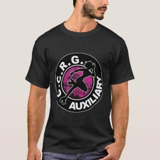 CCRG Men's Auxiliary Black T-Shirt